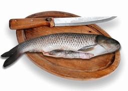 Способ обеззараживания рыбы