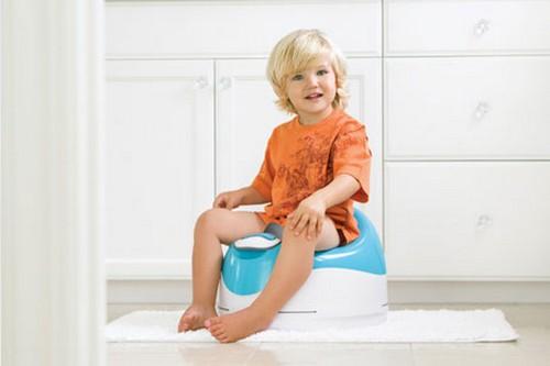 как собрать материал у ребенка