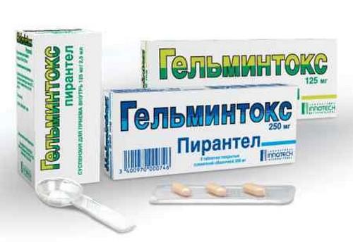 гельминтокс